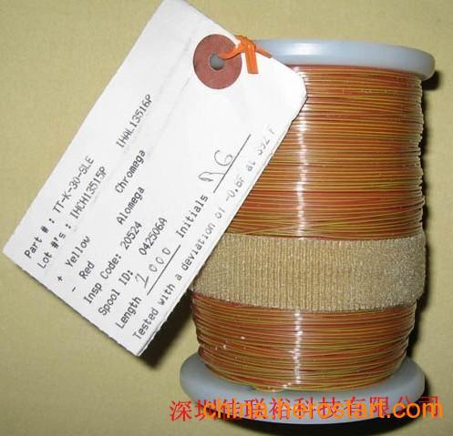 供应OMEGA热偶补偿线,TT-K-30-SLE,OMEGA热电偶插头,OMEGA热电偶插座产品