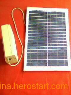 供应太阳能发电机(驳船用、山上用)