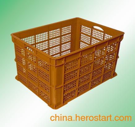 供应YH-400系列塑料物流筐厂家直销