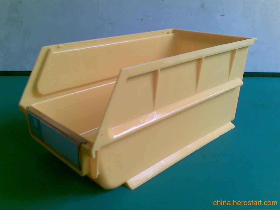 供应pp材质全新料特价安徽组立零件盒厂家直销,批发组立零件盒