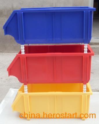 供应pp材质厂家直销安徽塑料组合零件盒/可定做非标尺寸