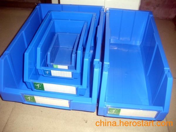 供应pp材质全新料安徽斜口零件盒厂家直销,批发安徽斜口零件盒