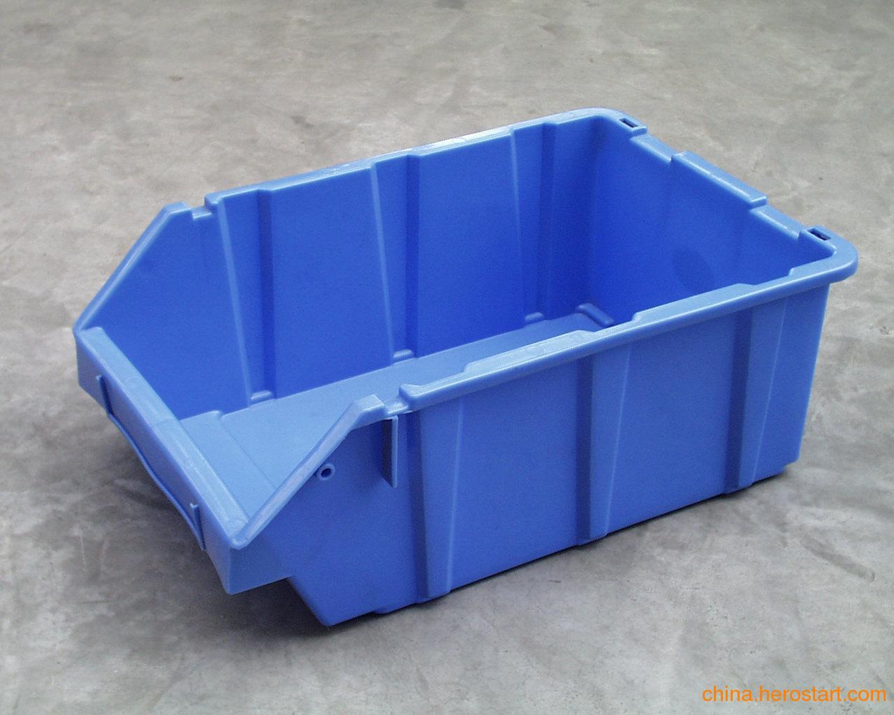 供应全新材料pp材质安徽塑料物料盒厂家直销,量大可定做