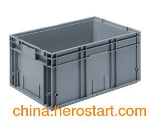供应pp材质可配盖-耐摔-耐腐蚀-安徽塑料物流箱-厂家直销,安徽物流箱公司