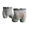 供应Y-01微晶矿物质涂层磁疗平角内裤