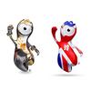 供应伦敦奥运会吉祥物 亚运会吉祥物 南非世界杯吉祥物 企事业商务礼品