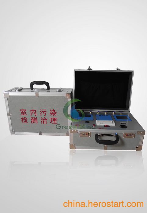 供应空气质量检测仪 有毒有害气体检测仪 分光光度六合一检测