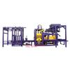 供应液压砖机专利技术强制布料制砖机