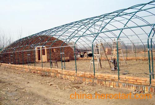 供应防水大棚骨架,温室材料,温室设备,大棚支架机
