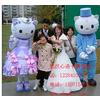 供应低价出售租赁武汉卡通服装,行走人偶服饰,庆典卡通婚礼KT猫