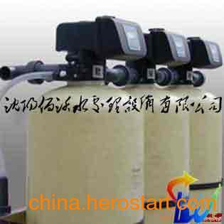 供应秦皇岛酒店全自动软化水设备