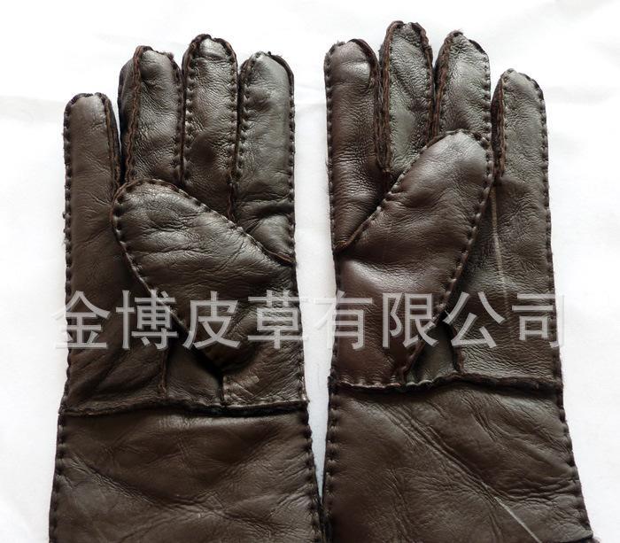 供应手套 皮毛一体手套 厂家直销皮毛一体手套