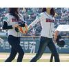 供应TP SUPPORT 热升华热转印数码印花女装棒球服 加工订制