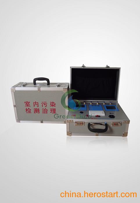 重庆厂家供应室内装修污染气体检测仪器(八合一、六合一)