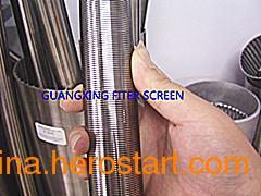 供应不锈钢滤芯 滤元