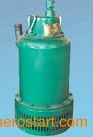 供应BQS(BQW)2.2kW矿用隔爆型排污排沙潜水电泵