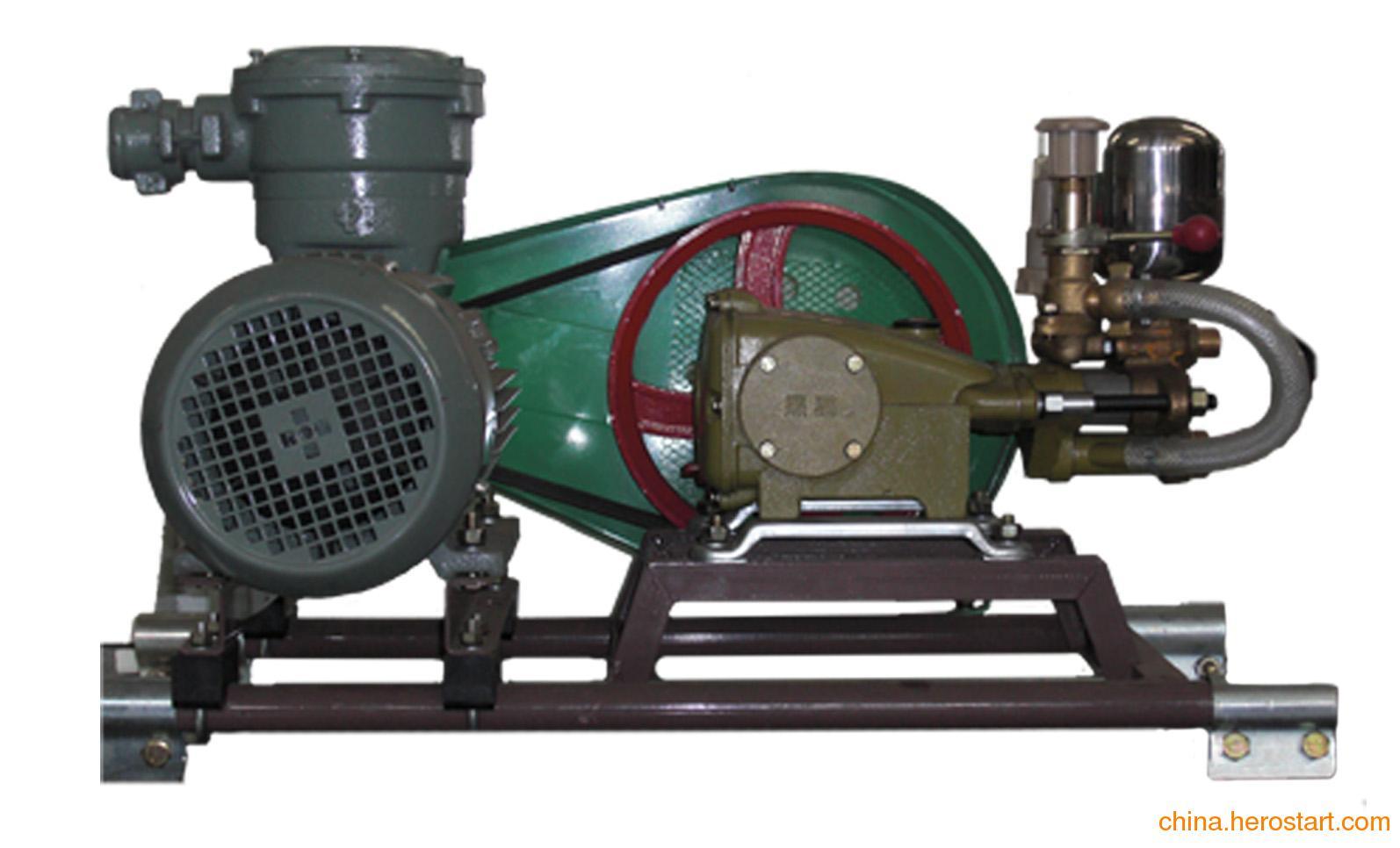 供应WJ-24-2矿用小型灭火液压泵