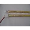 供应石英红外线镀金电热管
