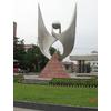 供应学校雕塑、校园雕塑、校园不锈钢雕塑、大学校园雕塑
