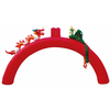 气模拱门 红色拱门 广告拱门 典庆拱门 彩色拱门feflaewafe