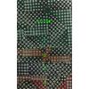 广州衬衫定位布-1 色织定位花格子条子衬衫料 涤棉混纺面料
