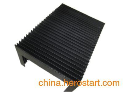高速机床钢板导轨防护罩制造厂家