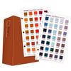 供应广州PANTONE色卡国际通用纺织服装色卡FFC125