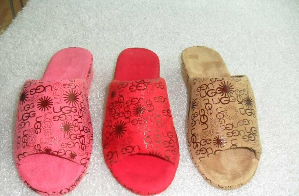 加工各类工艺拖鞋坡跟印花超柔拖鞋 女款居家增高拖鞋 室内外拖鞋