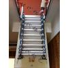 阁楼伸缩楼梯加厚款-阁楼楼梯新品供应