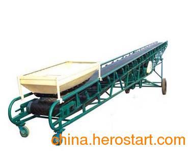供应移动式皮带机产品概述: