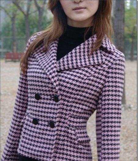 B.SJ供应库存服装 秋冬外套 品牌服装 瑞丽外套 厂家直销