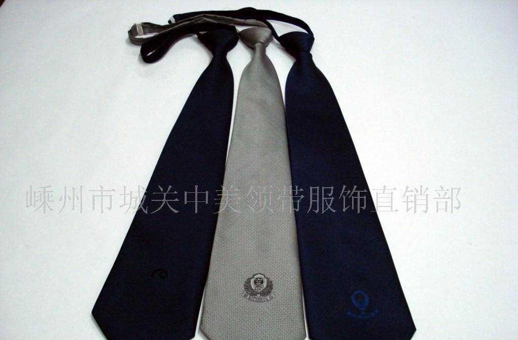供应标记领带、名牌领带、库存领带
