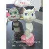 供应植绒安吉拉 汤姆猫女友 女猫