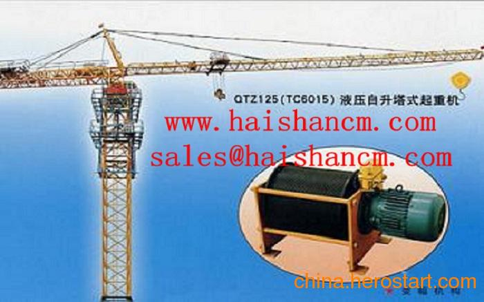 供应QTZ160塔吊Tower crane