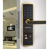 供应德国凯迪仕5155H指纹锁 密码锁 防盗门锁
