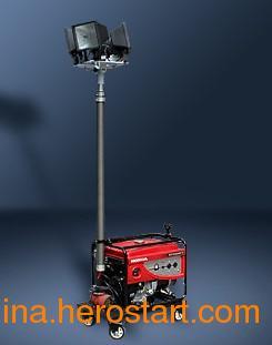 供应SFW6110B 全方位自动泛光工作灯-海洋王SFW6110B-本田发电机车