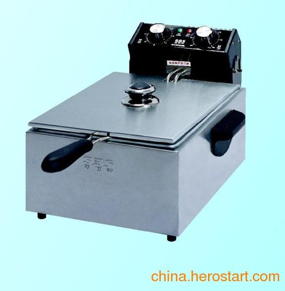 供应单缸单筛电炸炉SZ-6A/SZ-6