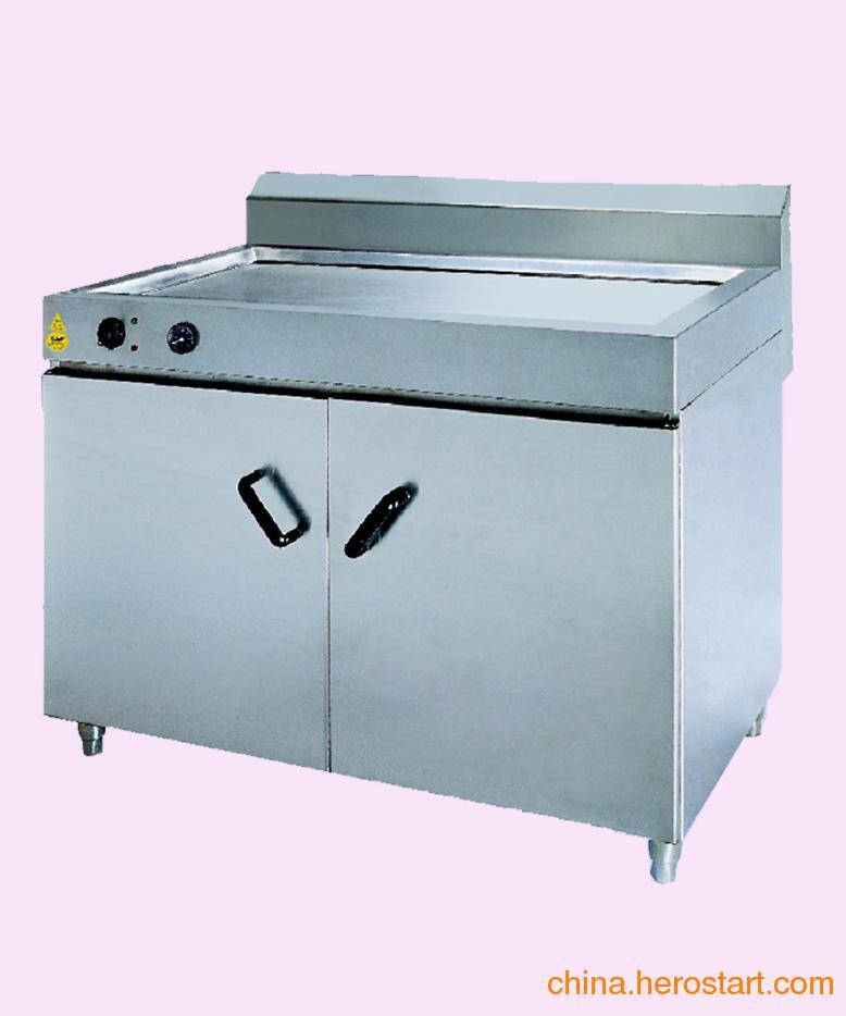 供应立式豪华铁板烧SP-1200