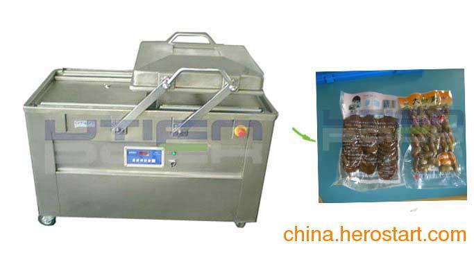 供应豆制品休闲食品真空包装机DZ-600/2S