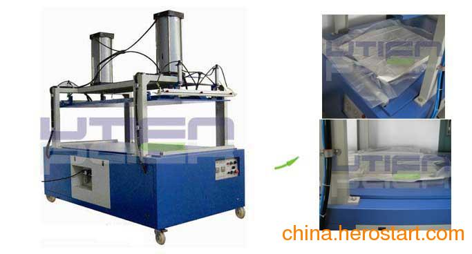 供应高密度海绵压缩包装机 YS-700/2