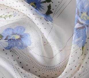 100%桑蚕丝西丽纱长巾WJ052-0104-1