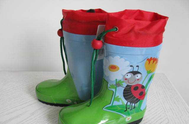 正品专柜天然橡胶儿童雨鞋雨靴 小动物图案可爱童雨鞋卡哇伊童鞋