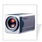 供应 彩色变焦自动光圈高解像度一体化摄像机