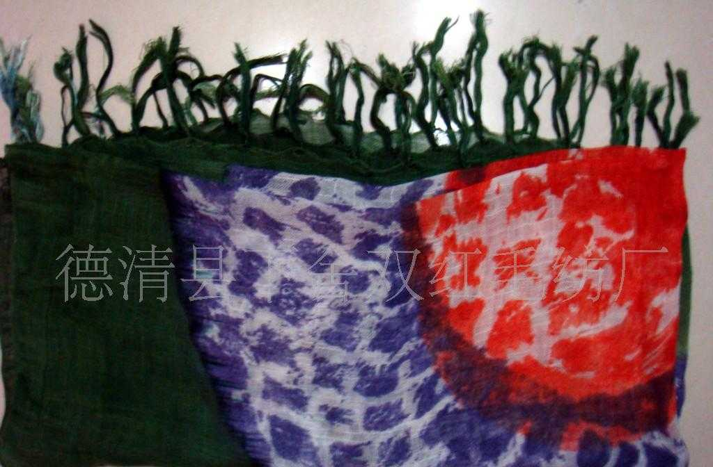 供应欧美韩版时尚休闲外贸定单 百搭人棉印花流苏围巾