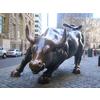 华尔街铜牛、铜牛雕塑、铜牛制作、辽宁省铜牛雕塑供应商