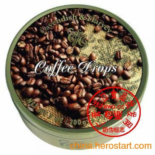供应嘉云糖咖啡味 进口食品批发