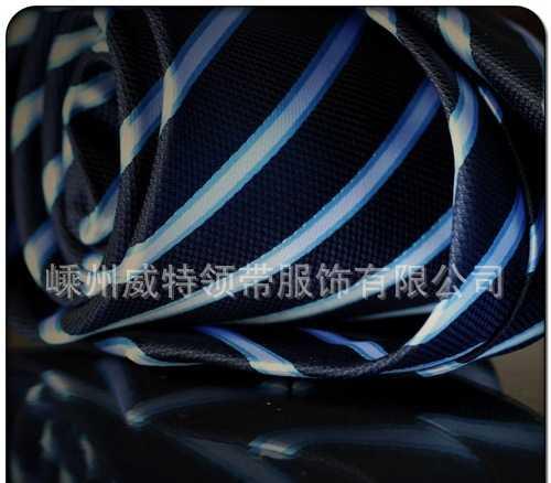 批发供应可定制高档涤丝领带(图)