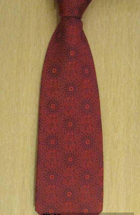 5折特卖 高档桑蚕丝条纹领带