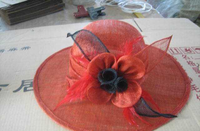 产地特供菲律宾麻,麻布,草帽,礼帽,帽子,剑麻头饰,鞋材辅料