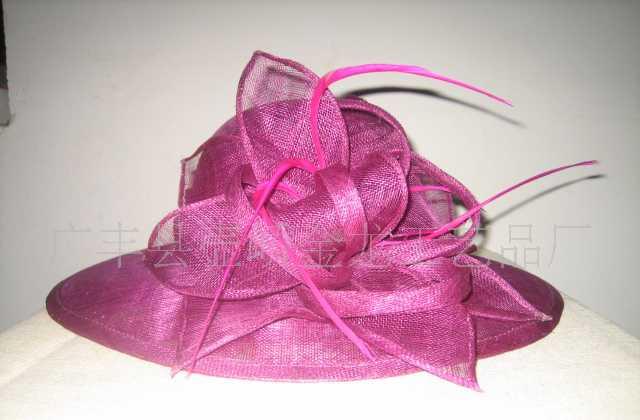 中国麻布产地特价供应麻帽、麻布花